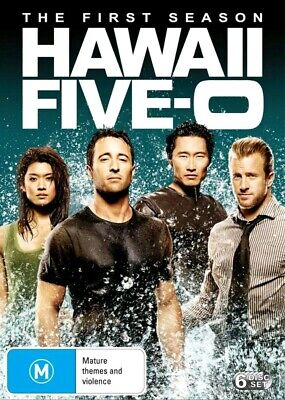 AU15.85 • Buy 🆕 NEW Hawaii Five 0 The First Season DVD Region 4
