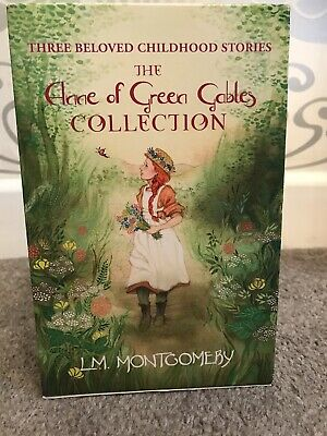 L.M. Montgomery,,The Ann Of Green Cables Collection'' (3 Books) • 9.59£