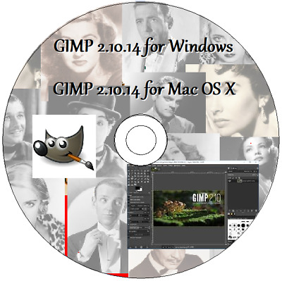 $ CDN2.79 • Buy GIMP 2019 Photo Editor Professional Image Editing PC Windows 10, 8, 7 & Mac