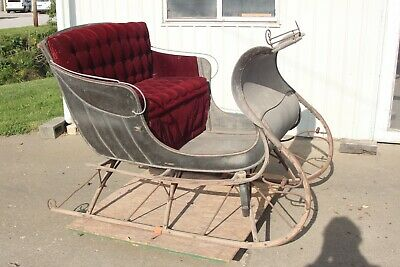 $1500 • Buy Horse DrawnSleigh WagonCarriage Buggy Antique Cart