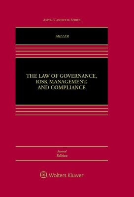 $25 • Buy The Law Of Governance, Risk Management, And Compliance By Miller PDF, EPUB