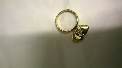 £10.99 • Buy Bnwt -marc Jacobs Dangle Hearts Ring