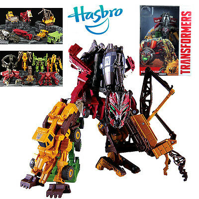 Hasbro Transformers Devastator Combine 7 Robot Truck Car Action Figures Kids Toy • 18.95£