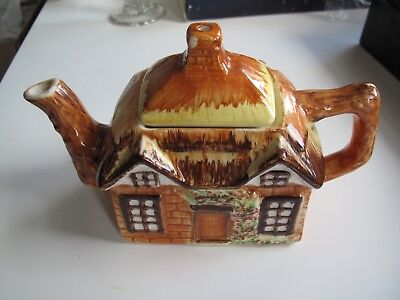 Vintage PRICE KENSINGTON English Cottage Ware TEAPOT #845007 - Made In England • 10£