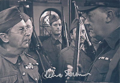 £99.99 • Buy CLIVE DUNN Signed 12x8 Photo DADS ARMY Corporal Jones COA