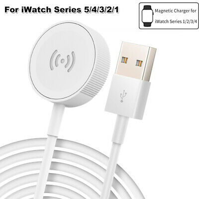 $ CDN6.97 • Buy For Apple Watch IWatch Series 5 4 3 2 1 Magnetic Charging Dock USB Charger Cable