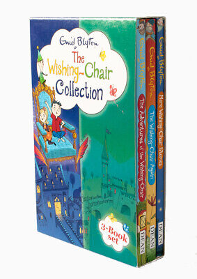 AU19.95 • Buy The Wishing Chair Collection Book Set By Enid Blyton Paperback New