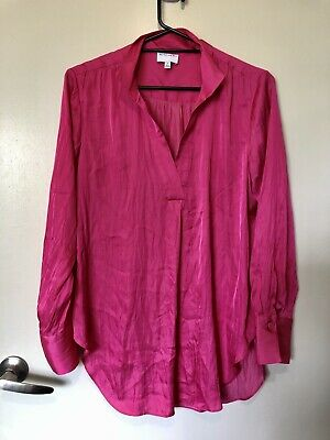 AU30 • Buy Witchery Pink Blouse - 14