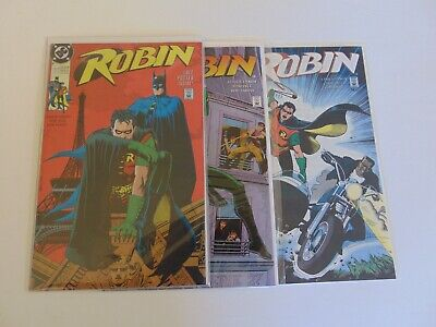 $ CDN13.41 • Buy Robin #1,2,3 First Solo Series With N. Adams Poster (DC 1991).