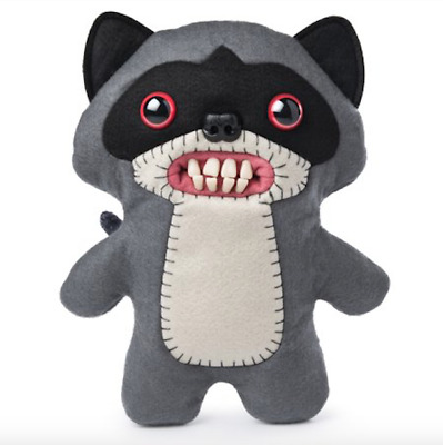 $ CDN31.70 • Buy Spin Master FUGGLER Funny Ugly Monster Gray Bandit Racoon Brand New In Box