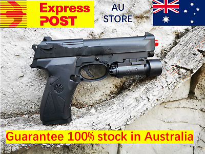 AU149 • Buy Skd Beretta M92 (90-two) 14.8v Auto Gel Blaster Skd Cs009 100% Aus Stock