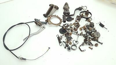 AU65 • Buy Used Hardware Bolts Parts Kawasaki KDX200 KDX 200B 1985 #687