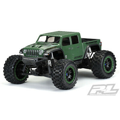 AU122.40 • Buy Proline Jeep Gladiator Clear Body For X-maxx - Pre Cut - Pr3533-17