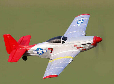 Sonik RC Mustang P-51 400 Ready To Fly 4-Ch RC Plane With Flight Stabilisation  • 78.95£