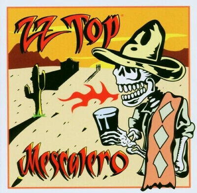 AU14.13 • Buy Mescalero By Zz Top