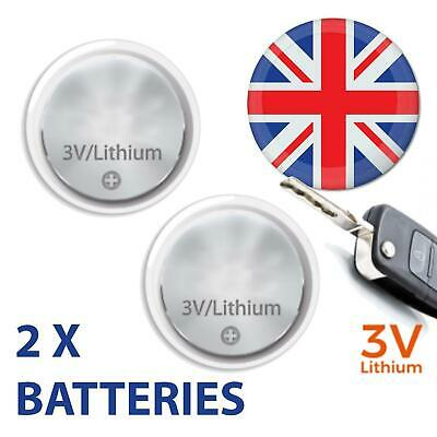 2 X Batteries For Salter Digital Electronic Weighing Scales - Cr2032 • 2.49£