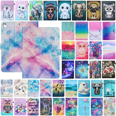 AU24.99 • Buy IPad Case For 6th 5th Generation 2018 2017 9.7  Patterned Magnetic Flip Cover AU
