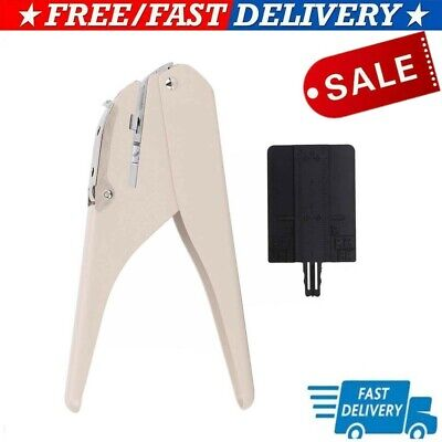 AU21.23 • Buy 6 Sheet Metal Hole Paper Punch Puncher Home Office School Ring Binder Supplies