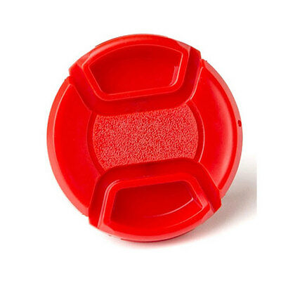 $ CDN9.73 • Buy 49mm Snap On Lens Cap Orange For Sony 55-210mm 55-210 And A6000 A5000 NEX