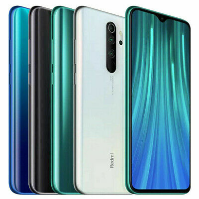 Xiaomi Redmi Note 8 Pro (128GB/64GB) 6GB Factory Unlocked 64MP Dual SIM Global • 224.75$
