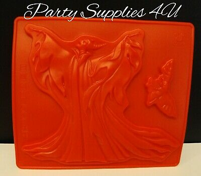 Disney Maleficent Silicone Mould Chocolate/party/fondant/Sleeping Beauty/villain • 4.25£