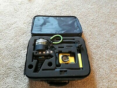 Bonica Underwater Camera In Case With Strobe Light And Accessories. Great Cond! • 53.91£