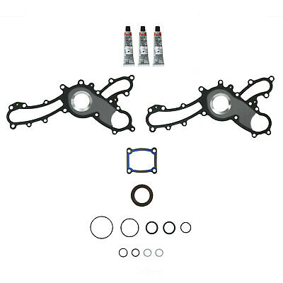 $ CDN126.13 • Buy Engine Timing Cover Gasket Set Fel-Pro TCS 46080-1