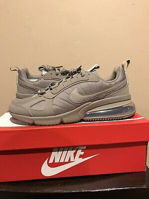 Nike Air Max 270 Futura Casual Shoe AO1569 200 Taupe Beige Sneakers Mens Size 10 • 74.99$