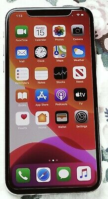 AU625 • Buy Apple IPhone X - 64GB - A1865 - MQAY2J/A Unlocked Used Phone.