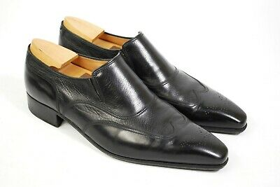 $ CDN430.27 • Buy Artioli Handmade In Italy UK8.5 / Eu 42.5 / Us9  Shoes Men Loafer Brogues Andrea
