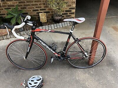 AU300 • Buy Merida Road Bike, Lite 90 Size 55 And/or Large With Helmet And Clip In Shoes
