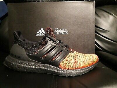 $ CDN299.99 • Buy Adidas Ultra Boost Got Game Of Thrones Targaryen Dragons EE3709 Size 8US Men