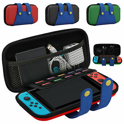 $10.27 • Buy For Nintendo Switch Shockproof Protector Case Cover Mario Portable Carrying Bag
