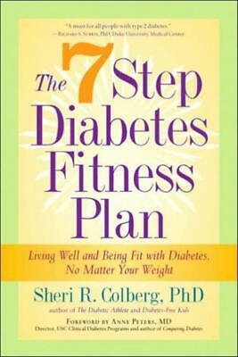 $17.78 • Buy Marlowe Diabetes Library: The 7 Step Diabetes Fitness Plan : Living Well And...