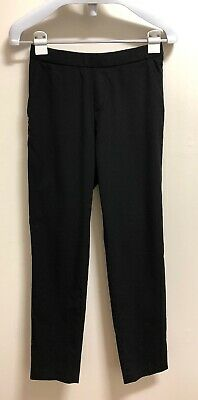 AU15 • Buy UNIQLO PANTS BLACK PULL-ON DRESS PANTS, Sz S/8 (#AG56)