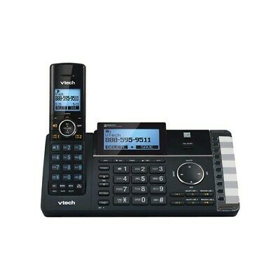 $ CDN105.39 • Buy VTech DS6251 2-Line Cordless Phone With Answering System & Smart Call Blocker