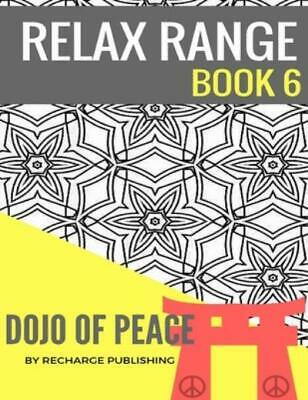 $8.21 • Buy Relax Range: Adult Colouring Book: Doodle Pad - Relax Range Book 6 : Stress...