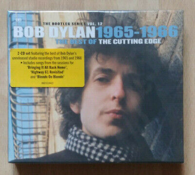 Bob Dylan, The Best Of The Cutting Edge 1965-1966, Bootleg Series 12, Unplayed • 14.50£