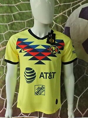 $30.95 • Buy LIGA MX CLUB AMERICA Local Amarilla / Home JERSEY 2019/2020 (NEW WITH TAGS)