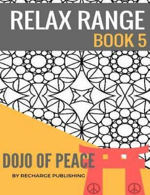 $8.21 • Buy Relax Range: Adult Colouring Book: Doodle Pad - Relax Range Book 5 : Stress...