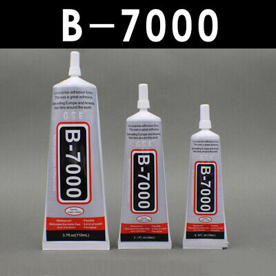 AU2.55 • Buy B-7000 Industrial Fluid Glue Adhesive For Jewelry Nail Mobile Phone Frame 110ml