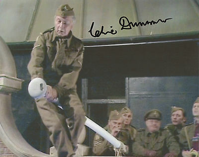 £99.99 • Buy CLIVE DUNN Signed 10x8 Photo DADS ARMY Corporal Jones COA