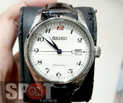 $ CDN925.80 • Buy Seiko Presage Automatic Leather Strap Men's Watch SPB039J1