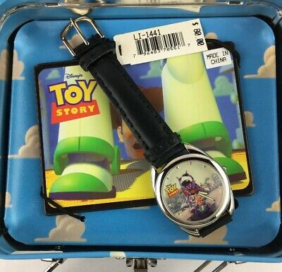 $24.99 • Buy Disney Toy Story Fossil Watch - New In Lunchbox Style Tin LI-1441