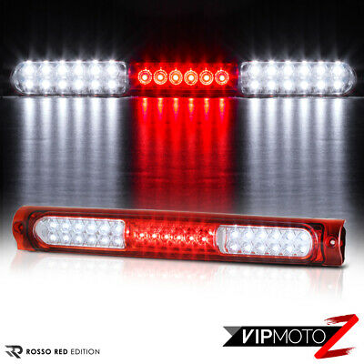 $43.11 • Buy 1997-2003 Ford F150 Factory Style RED LED Third Brake Roof Stop Cab Cargo Lights