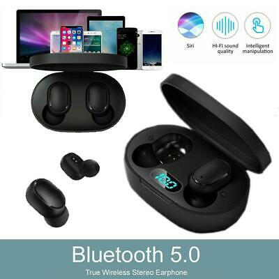 $10.99 • Buy For Xiaomi Redmi Airdots Bluetooth Headphone TWS Wireless Earphone LCD W/Charger