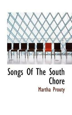 £12.55 • Buy Songs Of The South Chore