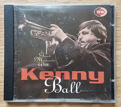 £1.10 • Buy Cd: Kenny Ball, Great Moments With