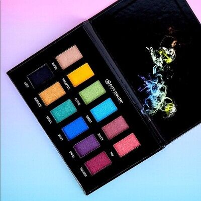 $16.99 • Buy City Color Eyeshadow Palette HYPNOTIC Cruelty Free Brand New 100%Authentic!