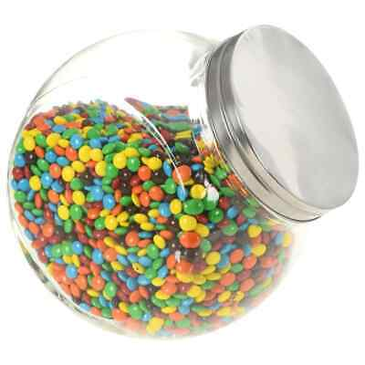 6 Sweet Jars Kids Party Baby Shower Weddings Candy Buffet-Christening New • 38.39£